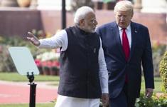 Mỹ - Ấn Độ sẽ sớm hoàn tất đàm phán thương mại giai đoạn 1