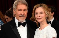 Bí quyết hôn nhân hạnh phúc của Harrison Ford: Đừng nói chuyện!