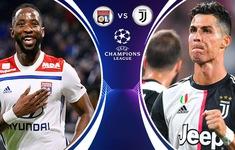 TRỰC TIẾP BÓNG ĐÁ Lyon – Juventus: 3h00 ngày 27/2, lượt đi vòng 1/8 UEFA Champions League