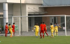 ĐT nữ Việt Nam thua đậm trước U16 nam PVF