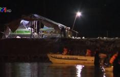 Tìm thấy 6 thi thể trong vụ lật đò trên sông Vu Gia