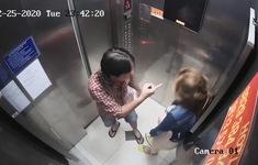 Làm rõ vụ thanh niên hành hung phụ nữ trong thang máy