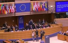 Đàm phán thương mại EU - Anh