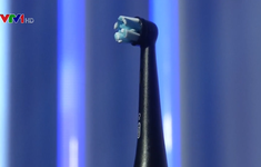 Bàn chải đánh răng sử dụng trí tuệ nhân tạo