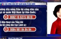 Người Việt tại Hàn Quốc trước tác động của dịch COVID-19