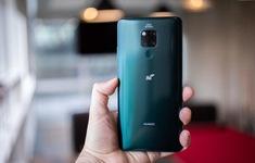 Huawei đã sản xuất hơn 10 triệu smartphone 5G