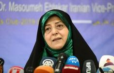 Phó Tổng thống Iran nhiễm COVID-19