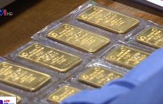 Tăng sốc và giảm sốc, vàng trong nước có dấu hiệu bị làm giá