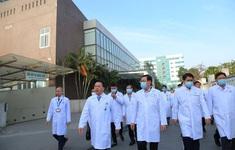Bác tin đồn hơn 300 ca nghi nhiễm COVID-19 ở Bệnh viện đa khoa Đức Giang