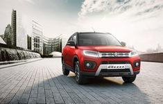 Suzuki ra mắt 9 phiên bản cho mẫu Vitara 2020 tại Ấn Độ