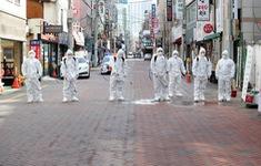 Hàn Quốc ghi nhận số ca mắc COVID-19 mới trong 1 ngày cao kỷ lục