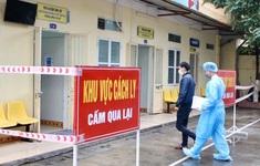 Tăng cường các biện pháp phòng, chống dịch COVID-19 trong cơ sở y tế