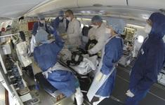 Ngày 28/3, gần 595.000 người nhiễm COVID-19 trên thế giới