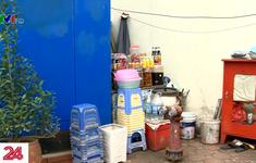 Dừng hoạt động toàn bộ quán nước chè vỉa hè tại Hà Nội