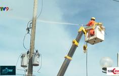 Ngành điện miền Nam chung tay ứng phó với bệnh dịch và thời tiết khắc nghiệt