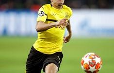 Tầm tuổi, Jadon Sancho còn hay hơn cả Messi và Ronaldo