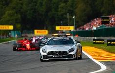 Các loại xe hỗ trợ trong chặng đua F1