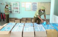 An Giang: Tạm giữ hàng chục nghìn khẩu trang y tế kháng khuẩn