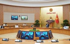 Thủ tướng Nguyễn Xuân Phúc họp trực tuyến với 5 thành phố về dịch COVID-19