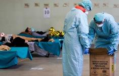Hơn 10.000 người tử vong do COVID-19 tại Italy