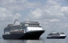 Du thuyền Zaandam tiếp tục tìm cảng đỗ sau khi có người nhiễm COVID-19