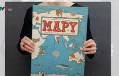 """Hoàng Sa, Trường Sa lên sách """"Bản đồ"""" bán chạy toàn cầu"""