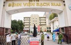 Bệnh viện Bạch Mai vẫn tiếp nhận bệnh nhân nguy kịch
