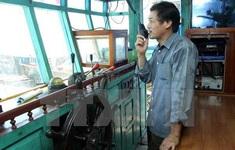 Dừng hỗ trợ cước dịch vụ vệ tinh thiết bị giám sát tàu cá từ ngày 1/4