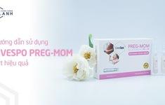 Hướng dẫn sử dụng Bào tử lợi khuẩn hỗ trợ giảm táo bón LiveSpo PregMom