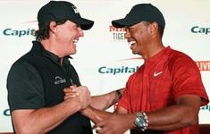 Phil Mickelson muốn tổ chức 1 trận đấu tay đôi với Tiger Woods