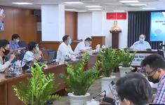 TP.HCM họp báo về tình hình phòng chống dịch COVID-19