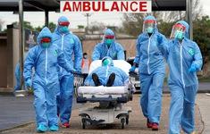Dịch COVID-19 ngày 31/3: Số ca nhiễm tại Mỹ lên đến 160.000, tốc độ lây ở Italy đã chậm lại