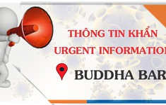 TP.HCM tiếp tục phát thông báo khẩn về quán bar Buhhda