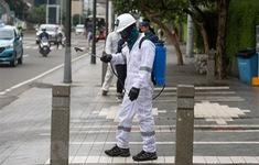 300 học viên cảnh sát Indonesia nghi nhiễm virus SARS-CoV-2