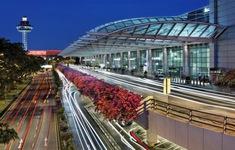 Nhà ga số 2 sân bay Changi (Singapore) tạm ngừng hoạt động 18 tháng