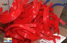 In 3D dụng cụ bảo vệ cho nhân viên y tế tại Mỹ