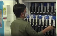 Thái Lan lắp đặt máy bán khẩu trang tự động tại các ga tàu điện