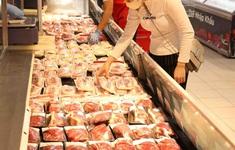 17 siêu thị Big C phía Bắc giảm giá 6%-25% sản phẩm thịt lợn