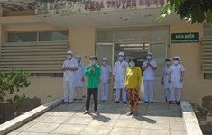 Hai bệnh nhân COVID-19 cuối cùng ở Bình Thuận được xuất viện