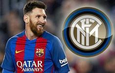 Chuyển nhượng bóng đá quốc tế ngày 10/4: Inter Milan muốn có Messi trong hè này