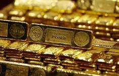 Giá vàng thế giới lên cao, đồng USD suy yếu