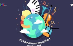Hòa nhạc trực tuyến góp phần đẩy lùi dịch bệnh