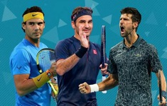Giải quần vợt Mỹ mở rộng (US Open) 2020 có thể thiếu vắng nhiều ngôi sao đình đám
