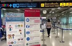 Thái Lan và Nga cấm toàn bộ chuyến bay chở khách
