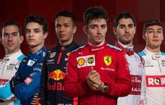 Đua xe F1: Charles Leclerc về nhất chặng đua giả lập tại trường đua Albert Park