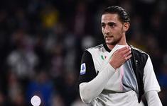 Juventus đồng ý để Adrien Rabiot trở về Pháp