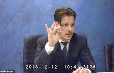 Sự thật về ngón tay bị chém gần đứt của Johnny Depp 5 năm trước