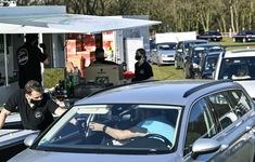 Taxi corona - Sáng kiến giúp Đức có ít người tử vong vì COVID-19