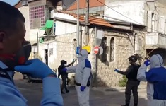 Israel đóng cửa đất nước để ngăn dịch COVID-19 lây lan