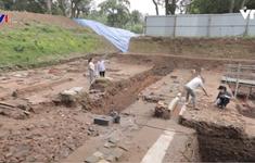 Thêm nhiều phát hiện mới về di sản thế giới Hoàng thành Thăng Long